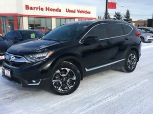 2017 Honda CR-V Touring Alloys, 4WD