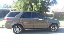 2011 Ford Territory Titanium SZ diesel Glenelg North Holdfast Bay Preview