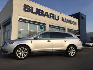 2014 Lincoln MKT EcoBoost NAVI   PANO ROOF   LOADED