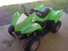 Kawasaki KFX 50 - Fully serviced - REDUCED AGAIN!! Miles Dalby Area Preview