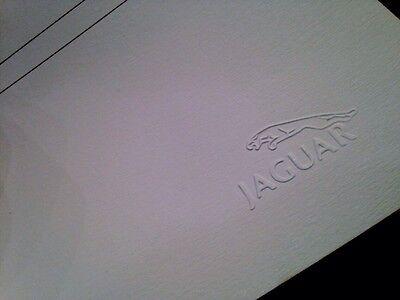 RARE Jaguar Service Book 110% Genuine ALL MODELS Purchased From Jaguar UK