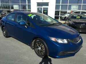 2014 Honda Civic LX Honda Quality! Great Price!