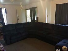 Lounge midnight blue Goodna Ipswich City Preview