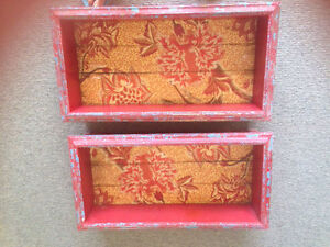 Beautiful box shelves Berrilee Hornsby Area Preview
