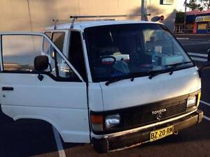 Wanna sell our van make an offer!!! Sydney City Inner Sydney Preview