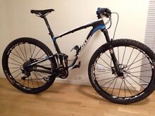 Giant Anthem X 29er Carbon Mountain Bike Mavic Crossmax Xl Trigg Stirling Area Preview