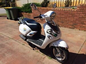 Scooter $1500  ono 50cc Bull Creek Melville Area Preview