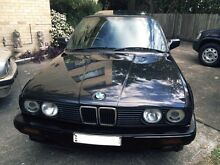 Rare 1990 BMW 318iS - E30 - Manual - Rego 10 months Earlwood Canterbury Area Preview