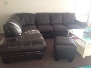 Free Sofa, with chaise Dodges Ferry Sorell Area Preview