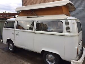 VW Kombi Pop top camper Emu Heights Penrith Area Preview