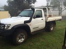 2006 4.2L Nissan Patrol Ute Narrogin Narrogin Area Preview