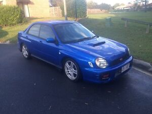 WRX 2001 Wakerley Brisbane South East Preview