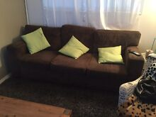 Lounge for sale + chaser+ single arm chair Maryland Newcastle Area Preview