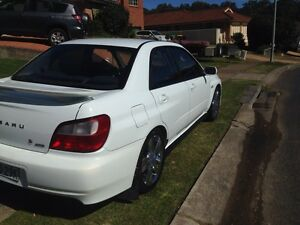 For sale 2001 Subaru rx Newcastle Newcastle Area Preview