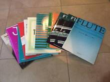 Flute Music Collection (13 Books) Bardon Brisbane North West Preview