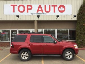 2010 Ford Explorer XLT Duratracs and 4x4