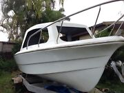 Half cabin boat for sale Banksia Beach Caboolture Area Preview