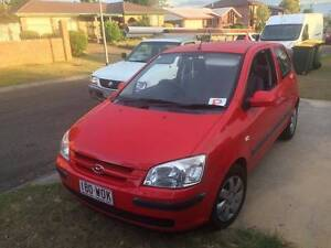 2004 Hyundai Getz Hatchback *RWC AND REGO* *LOW KMS* Eight Mile Plains Brisbane South West Preview