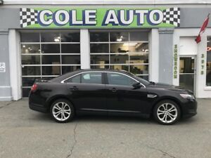 2013 Ford Taurus SEL Leather, Navigation, AWD, Remote Start