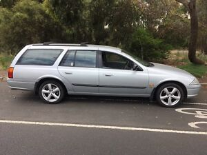 Ford Station Wagon Elwood Port Phillip Preview