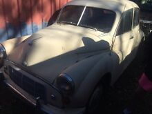 Morris minor in good condition for its age 1953 Kingswood Penrith Area Preview