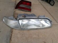 Drivers side front head light and indicator Kyabram Campaspe Area Preview