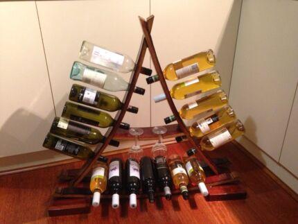 Wine Barrel Rack Furniture Beautiful Racks Custom And