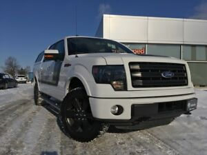 2014 Ford F-150 with Cap