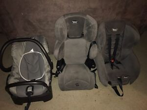 3x baby car restraint seats Nerang Gold Coast West Preview