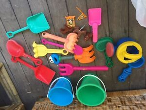 Sand and water play beach toys Balgowlah Manly Area Preview