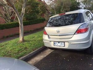 Holden Astra 2008 60th anniversary with 11 months rego Box Hill South Whitehorse Area Preview