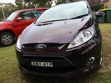 2011 Ford Fiesta Zetec WS 6 months rego only 46500kms !! Liverpool Liverpool Area Preview