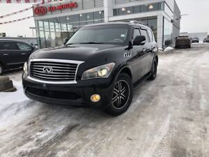 2011 Infiniti QX56 don't pay for 6 months on now