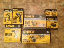 DeWALT cordless tool kit Brunswick West Moreland Area Preview