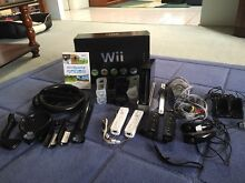 Wii Sports Black bundle with 10 games East Maitland Maitland Area Preview