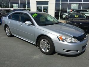 2011 Chevrolet Impala LT Immaculate!  Super Low kms!