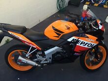 2013 Honda cbr 125 St Marys Penrith Area Preview