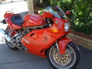 Ducati - 900 Supersport Felixstow Norwood Area Preview
