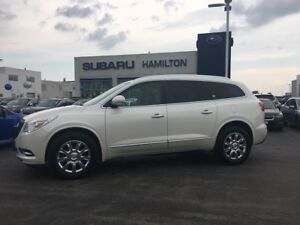 2014 Buick Enclave Leather ONE OWNER | NO ACCIDENTS
