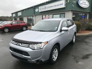 2014 Mitsubishi Outlander ES 4X4/KEYLESS/ALLOYS