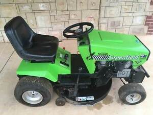 greenfield fastcut 32'' mower 21.5hp kawasaki + grass catcher Mallala Mallala Area Preview