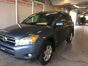 2007 Toyota RAV4 Limited AWD