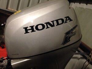 Seajay Honda 20hp Malanda Tablelands Preview