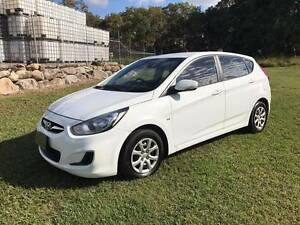 2012 Hyundai Accent Auto Hatchback $8950 Murarrie Brisbane South East Preview