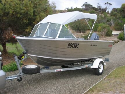 Boat, trailer plus many extras Penneshaw Kangaroo Island Preview