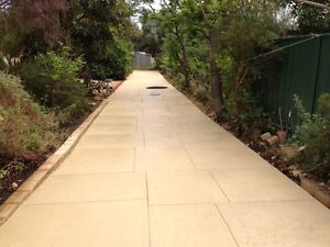 Concrete, Washed Aggregate  and Limestone Joondalup Joondalup Area Preview
