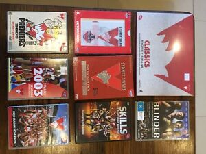 Sydney swans dvd's Belrose Warringah Area Preview