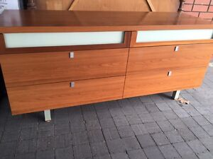 Entertainment unit/chest of drawers Subiaco Subiaco Area Preview