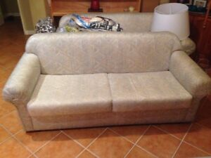 Double seater sofa bed Meadow Springs Mandurah Area Preview