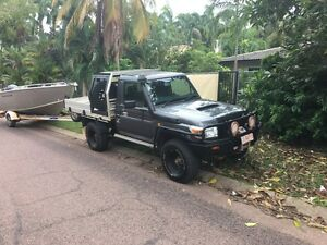 Toyota landcruiser Leanyer Darwin City Preview